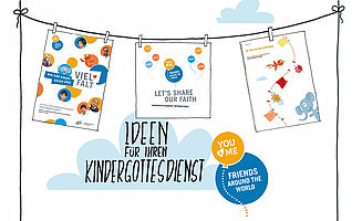 Ideen für Ihren Kindergottesdienst/Ideas for Your Children's Service (Picture: EMS)